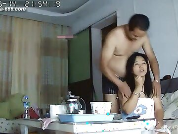 Hackers report the camera surrounding haughty monitoring for a lover's home life.297